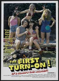 The First Turn-On!! - 11 x 17 Movie Poster - Style A
