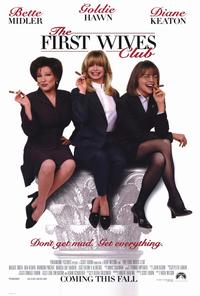 The First Wives Club - 27 x 40 Movie Poster - Style A