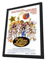 The Fish that Saved Pittsburgh - 27 x 40 Movie Poster - Style A - in Deluxe Wood Frame