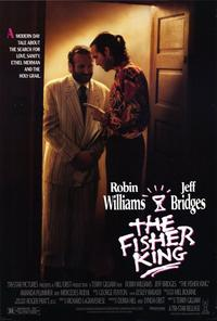 The Fisher King - 27 x 40 Movie Poster - Style A
