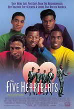 The Five Heartbeats - 27 x 40 Movie Poster - Style A