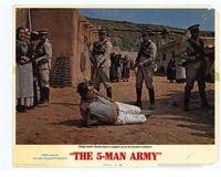 The Five Man Army - 11 x 14 Movie Poster - Style F