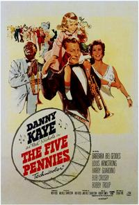 The Five Pennies - 27 x 40 Movie Poster - Style A
