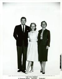 The Five Pennies - 8 x 10 B&W Photo #1