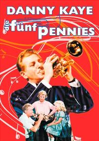 The Five Pennies - 27 x 40 Movie Poster - German Style A