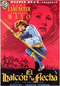 The Flame and the Arrow - 11 x 17 Movie Poster - Spanish Style A
