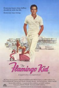 The Flamingo Kid - 27 x 40 Movie Poster - Style A