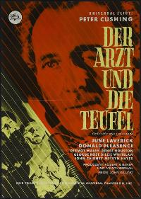 The Flesh and the Fiends - 27 x 40 Movie Poster - German Style A