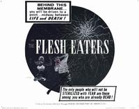 The Flesh Eaters - 11 x 14 Movie Poster - Style A