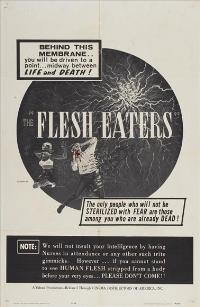 The Flesh Eaters - 11 x 17 Movie Poster - Style A