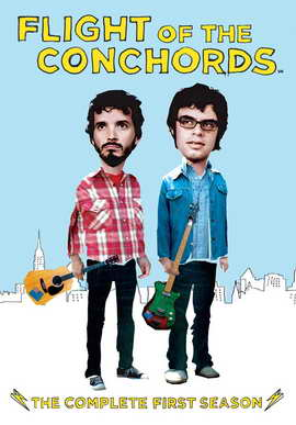 Flight of the Conchords, The - 11 x 17 Movie Poster - Style A