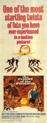 Flight of the Phoenix, The - 14 x 36 Movie Poster - Insert Style A