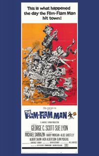 Flim-Flam Man - 11 x 17 Movie Poster - Style B