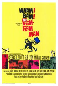 Flim-Flam Man - 27 x 40 Movie Poster - Style A