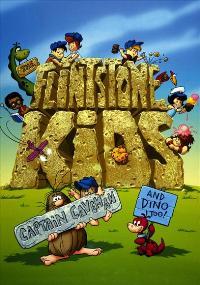The Flintstone Kids - 11 x 17 Movie Poster - Style A