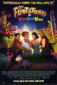 The Flintstones in Viva Rock Vegas - 11 x 17 Movie Poster - Style A