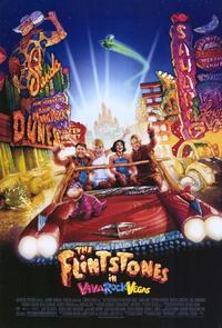 The Flintstones in Viva Rock Vegas - 11 x 17 Movie Poster - Style B
