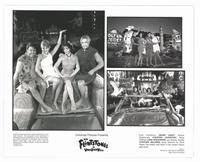 The Flintstones in Viva Rock Vegas - 8 x 10 B&W Photo #1