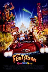 The Flintstones in Viva Rock Vegas - 27 x 40 Movie Poster - Style B