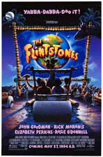 The Flintstones - Movie Poster - Reproduction - 11 x 17 Style A