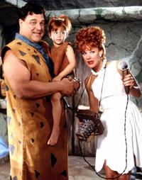 The Flintstones - 8 x 10 Color Photo #3
