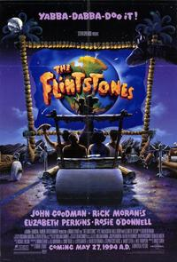 The Flintstones - 11 x 17 Movie Poster - Style A