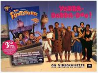 The Flintstones - 11 x 17 Movie Poster - Style B