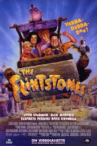 The Flintstones - 11 x 17 Movie Poster - Style C