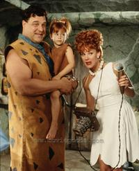 The Flintstones - 8 x 10 Color Photo #16