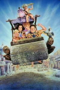 The Flintstones - 8 x 10 Color Photo #20
