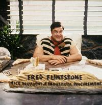 The Flintstones - 8 x 10 Color Photo #22
