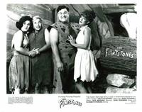 The Flintstones - 8 x 10 B&W Photo #2