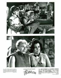 The Flintstones - 8 x 10 B&W Photo #3