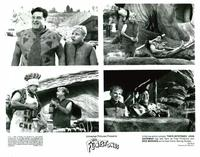 The Flintstones - 8 x 10 B&W Photo #4