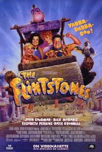 The Flintstones - 27 x 40 Movie Poster - Style B