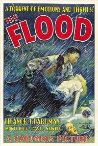The Flood - 11 x 17 Movie Poster - Style A