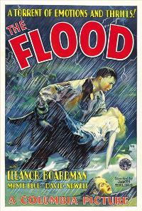 The Flood - 43 x 62 Movie Poster - Bus Shelter Style A