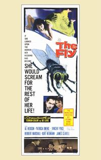 Fly, The - 11 x 17 Movie Poster - Style B