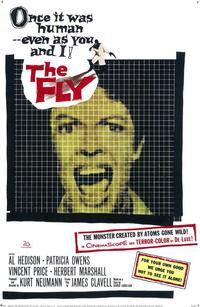 Fly, The - 43 x 62 Movie Poster - Bus Shelter Style A