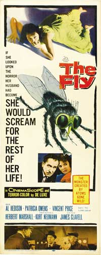 Fly, The - 14 x 36 Movie Poster - Insert Style A
