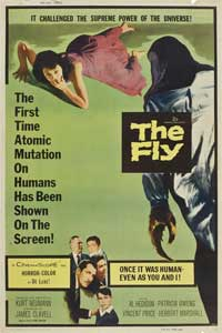 Fly, The - 27 x 40 Movie Poster - Style C