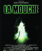 The Fly - 27 x 40 Movie Poster - French Style A