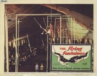 The Flying Fontaines - 11 x 14 Movie Poster - Style E