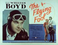 The Flying Fool - 11 x 14 Movie Poster - Style B