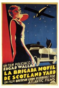 The Flying Squad - 27 x 40 Movie Poster - Spanish Style A