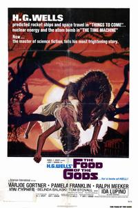 The Food of the Gods - 11 x 17 Movie Poster - Style A