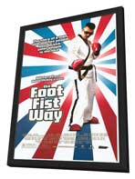 The Foot Fist Way - 27 x 40 Movie Poster - Style A - in Deluxe Wood Frame