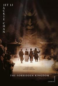 The Forbidden Kingdom - 11 x 17 Movie Poster - Style A