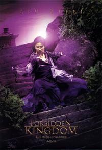 The Forbidden Kingdom - 11 x 17 Movie Poster - Style B