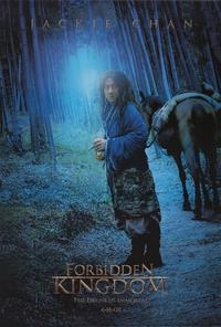 The Forbidden Kingdom - 27 x 40 Movie Poster - Style C